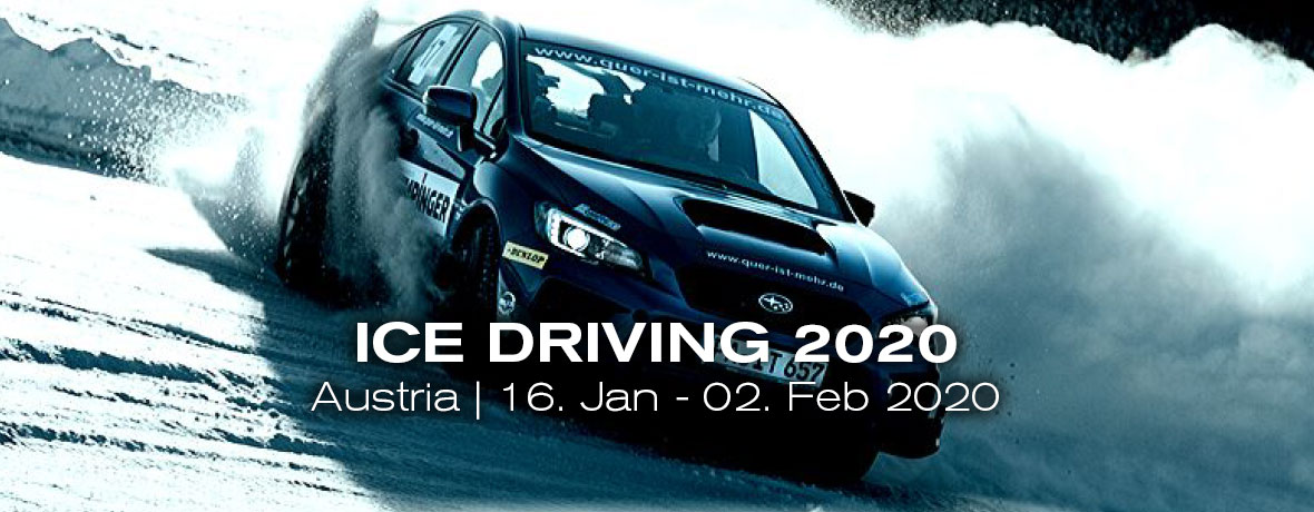 Ice Driving 2020