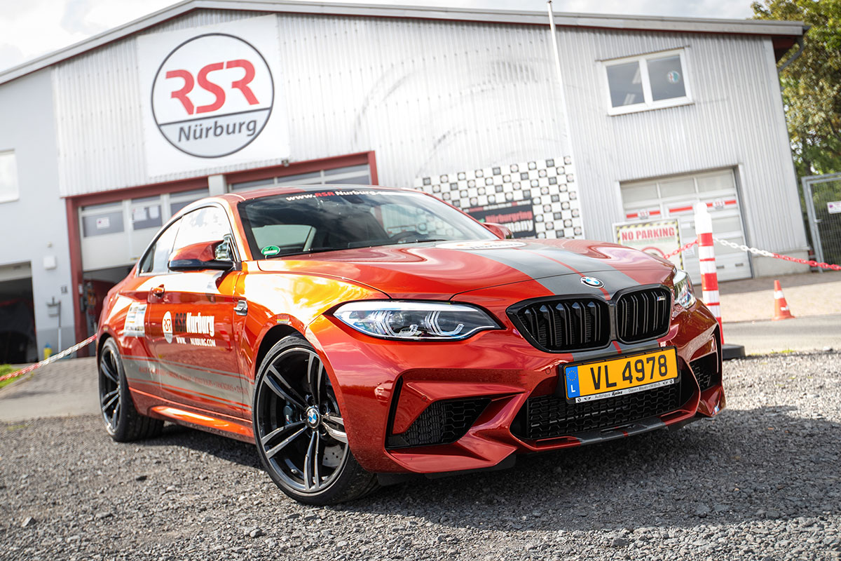 BMW M2 Competition | RSRNurburg