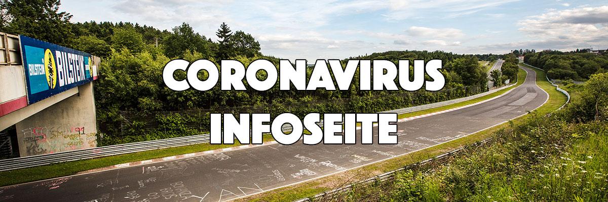 Coronavirus Covid19 Infos – RSRNurburg