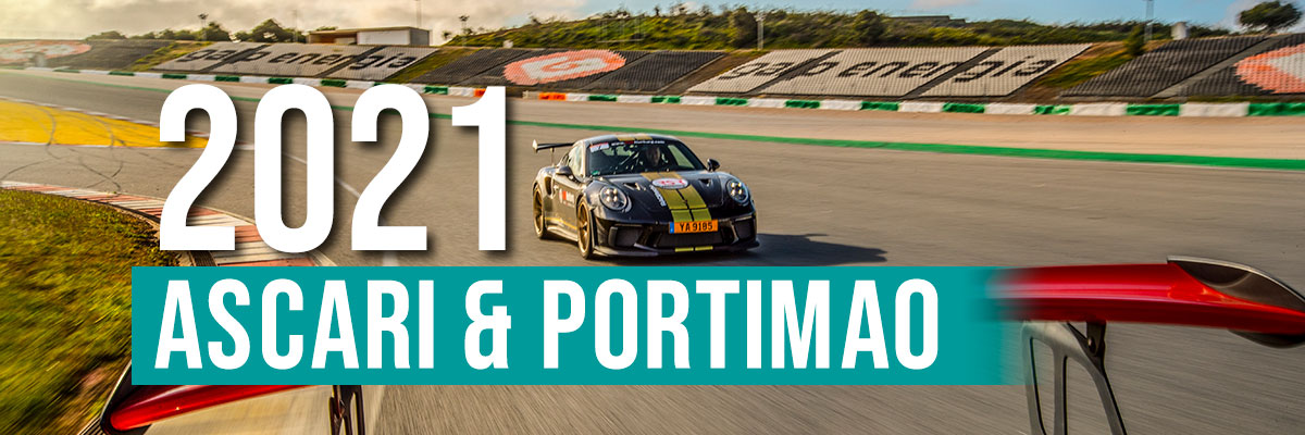 April 2021 – Drive Circuits Ascari & Portimao