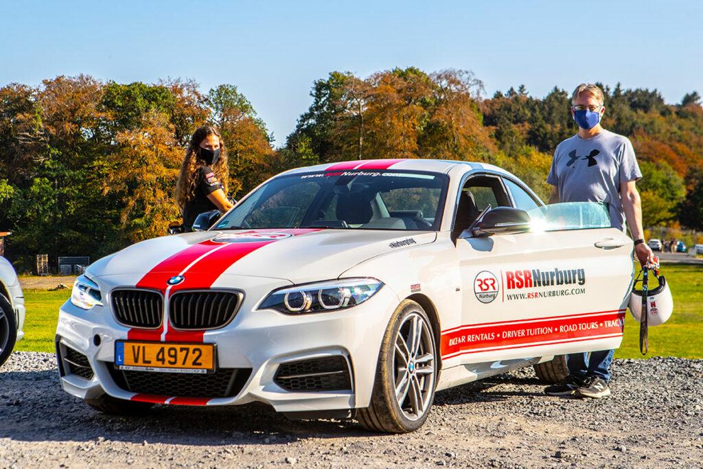 BMW M240i | RSRNurburg